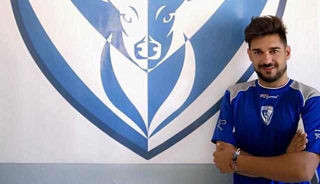 Paolo Massaro, allenatore in seconda della Juniores nazionale