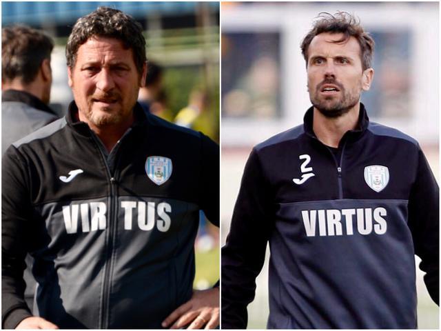 Bruno Trocini e Max Ginobili saranno sulla panchina della Virtus anche nella prossima stagione