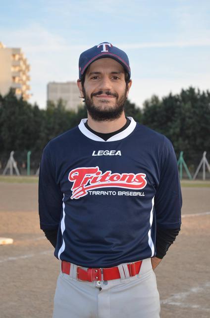 Aldo Alabrese, migliore in campo per i Tritons Taranto