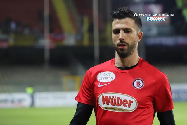 Pietro Iemmello, il suo gol non è bastato per evitare il ko di Verona