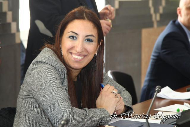 Carmen Casula, consigliera comunale