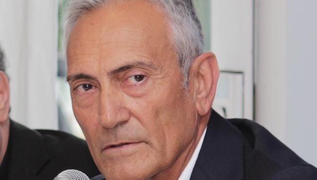 Gabriele Gravina, presidente della Serie C