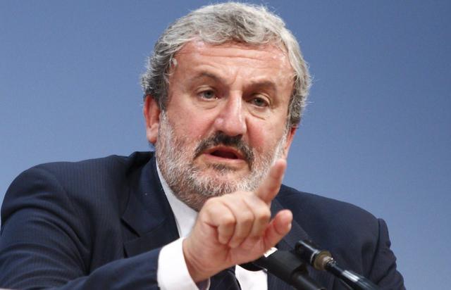 Michele Emiliano, governatore della Regione Puglia