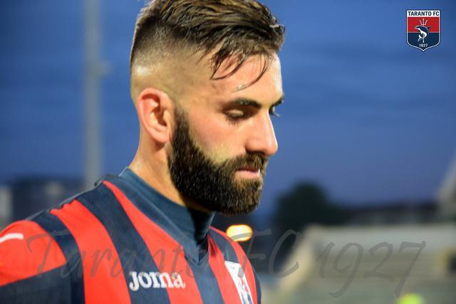 Nicola Lanzolla - Foto Taranto FC