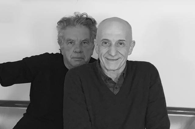 Franco Marcoaldi e Peppe Servillo, voce degli Avion Travel