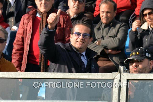 Gigi Blasi passa dal rossoblu del Taranto al biancorosso del Bari