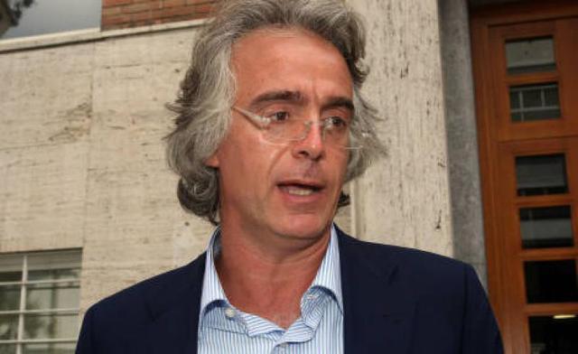 Mattia Grassani, legale del Bari - Foto D'Agospia