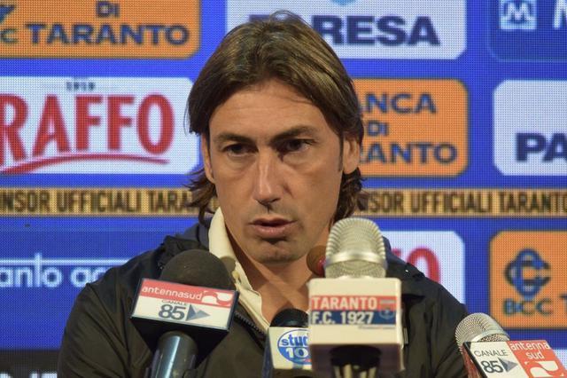 Gigi Panarelli - Foto Taranto FC
