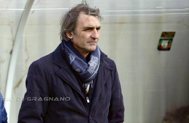 Ciro Raimondo, direttore sportivo del Gragnano - Foto Pasquale Alfano/Ufficio stampa Città di Gragnano