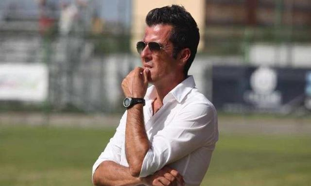 Mauro Chianese, allenatore del Portici - Foto Cronache della Campania