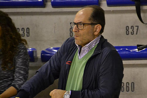 Roberto Conversano, dirigente del Cus Jonico Taranto