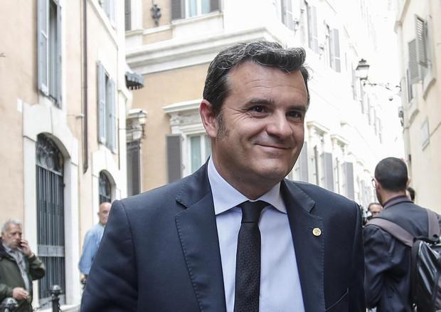 Gian Marco Centinaio, ministro dell'Agricoltura e del Turismo