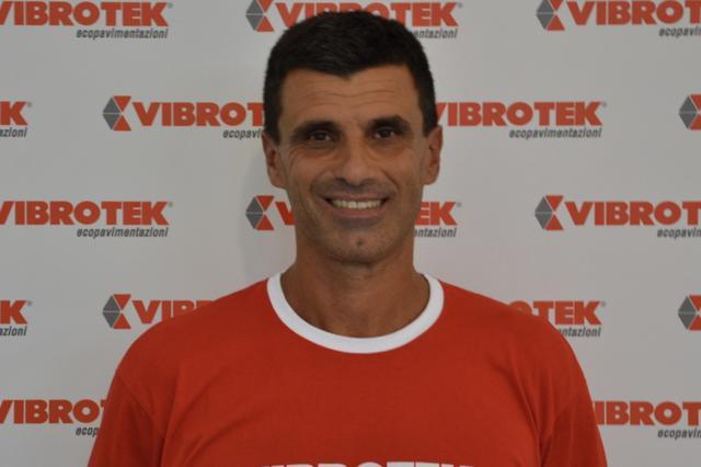 Gianni Narracci, coach della Erredi Taranto Volley