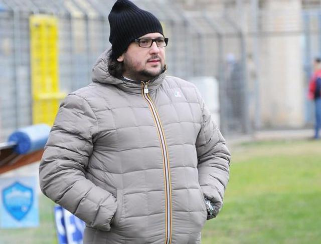 Saverio Columella, presidente del Matera - Foto Tuttomatera.com