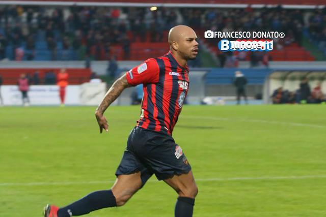 Allan Pierre Baclet, nuovo attaccante della Reggina