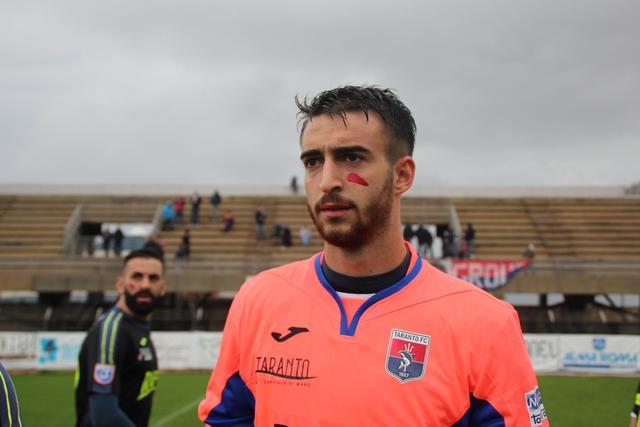 Vittorio Antonino sarà confermato tra i pali anche a Fasano