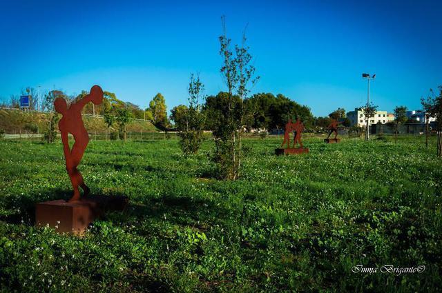 Il parco archeologico di Collepasso a Taranto
