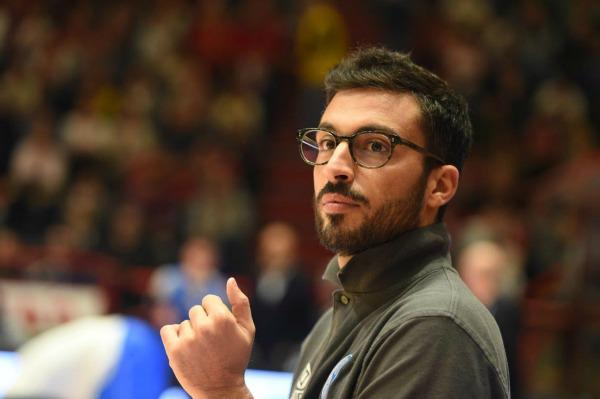 Tullio Marino, nuovo general manager della New Basket Brindisi