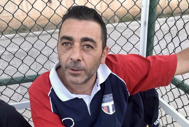 Luca Malizia, presidente onorario della New Taranto