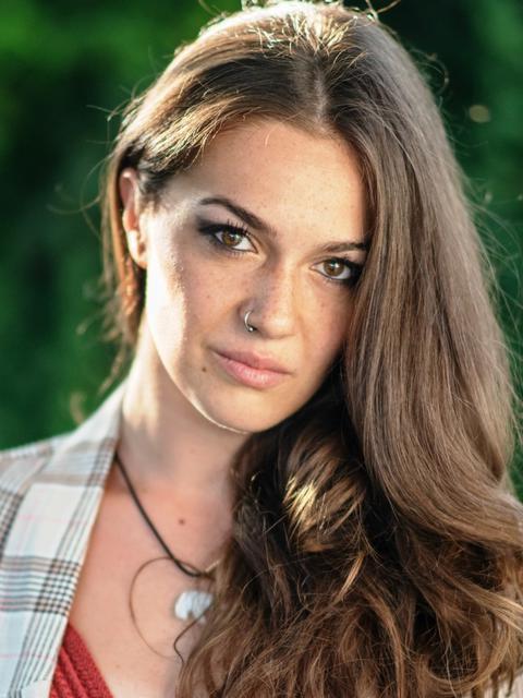 Cristina Pastano, Miss Progress Italia 2019 (foto Antonio Zanata)