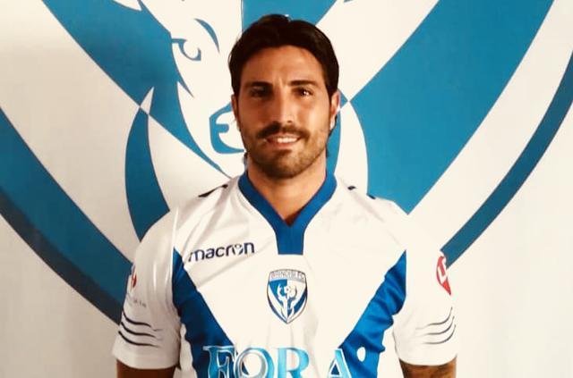 Antonio Pignataro, attaccante classe 1989