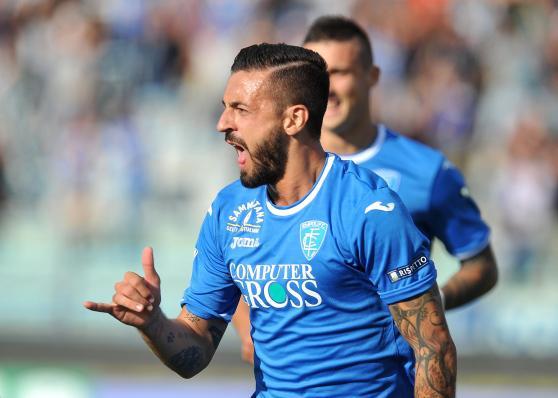 Francesco Caputo, re dei bomber del campionato di Serie B