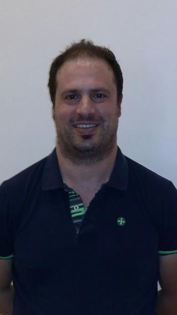 Michelangelo Cimaglia, vicepresidente dell'Atletic Club Taranto