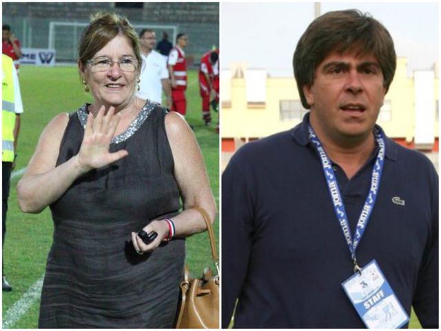 Elisabetta Zelatore e Luca Tilia