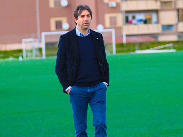 Stefano Trinchera, direttore sportivo del Cosenza - Foto Francesco Donato