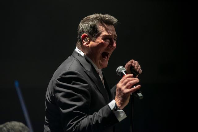 Tony Hadley - Foto Aurelio Castellaneta