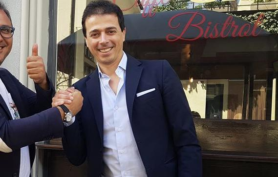Cristian Carpineta, agente di Mateu Ribeiro Dos Santos
