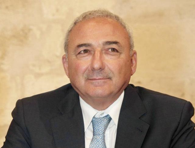 Il Presidente dellordine dei commercialisti di Taranto, Cosimo Damiano Latorre
