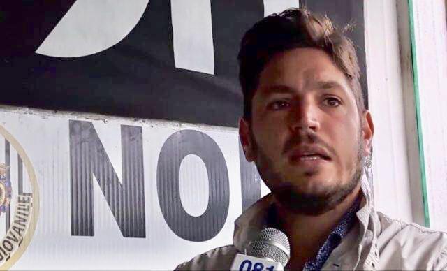Francesco Iovino, agente e avvocato di Victor De Lucia, portiere del Bari