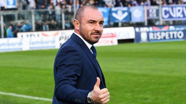Cristian Brocchi, allenatore del Monza