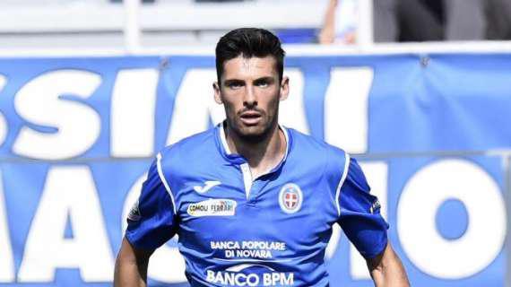 Daniele Sciaudone, centrocampista centrale classe 1988