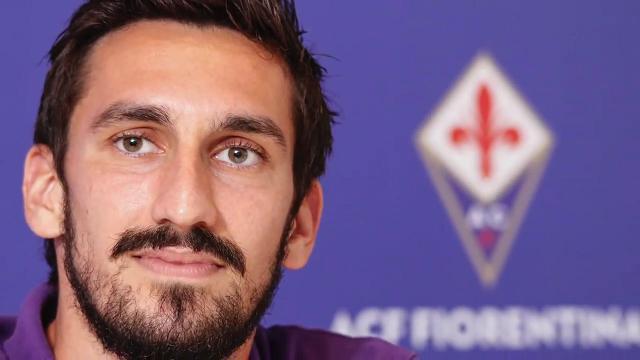 Davide Astori, capitano della Fiorentina deceduto poco più di un anno fa