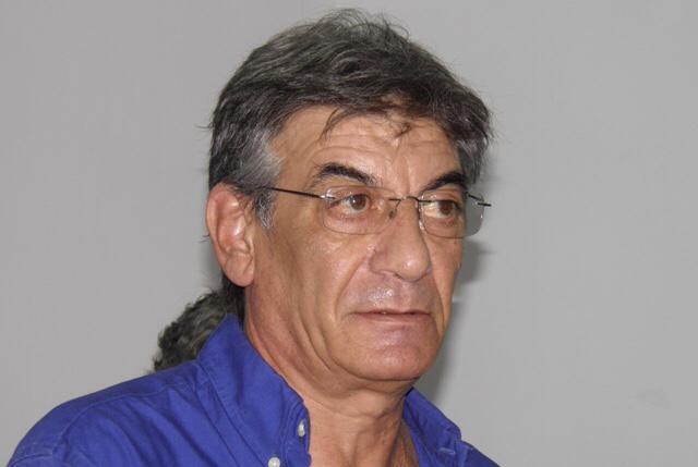 Tonino Borsci, responsabile del settore giovanile del Taranto