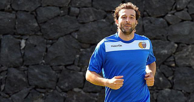 Gianvito Plasmati, attaccante classe 1983