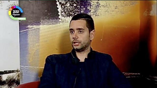 Adriano Dagnello, segretario del Brindisi FC - Foto brindisimagazine.it