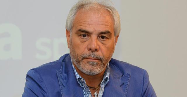 Marcello Pitino, direttore sportivo del Casarano