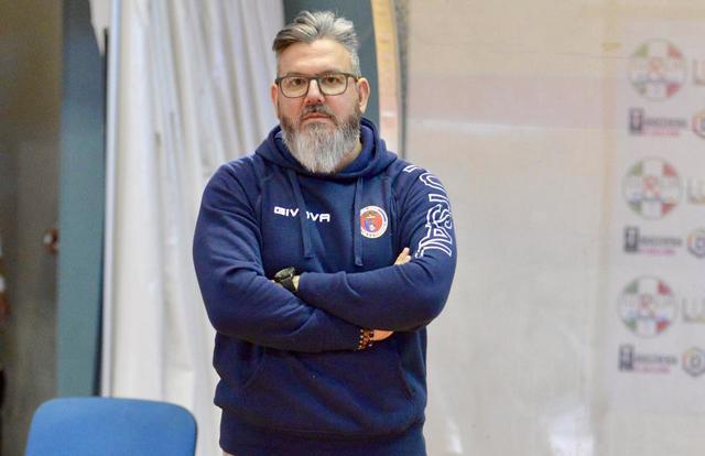 Tony Marzella, coach del Real Statte