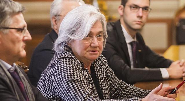 Rosy Bindi - Presidente commissione antimafia