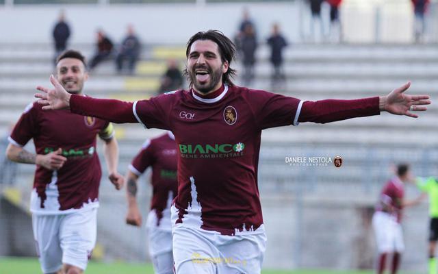 Cosimo Patierno, attaccante classe 1991