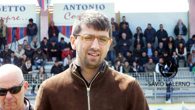 Antonio Cupparo, presidente del Francavilla in Sinni