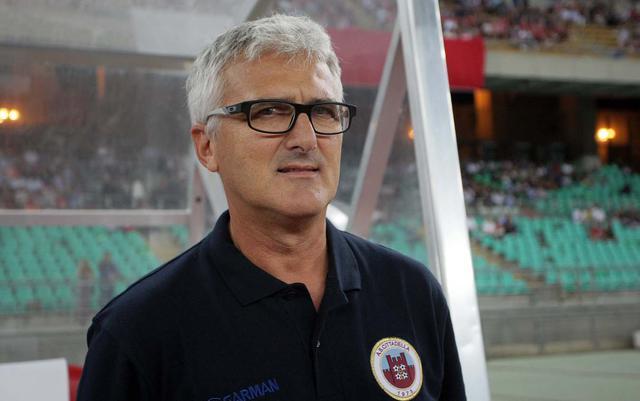Roberto Venturato, allenatore del Cittadella