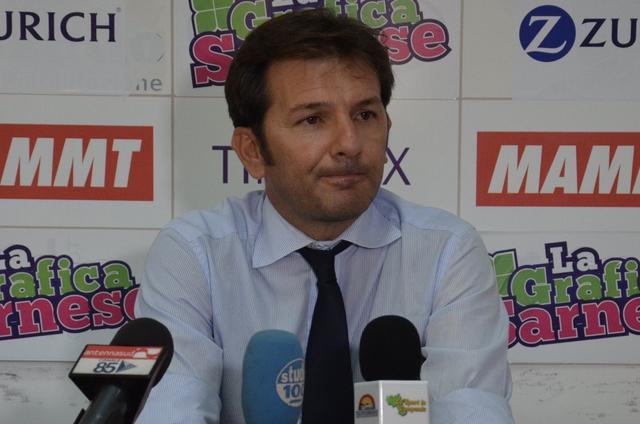 Foto Nicola Carpignano - Taranto FC