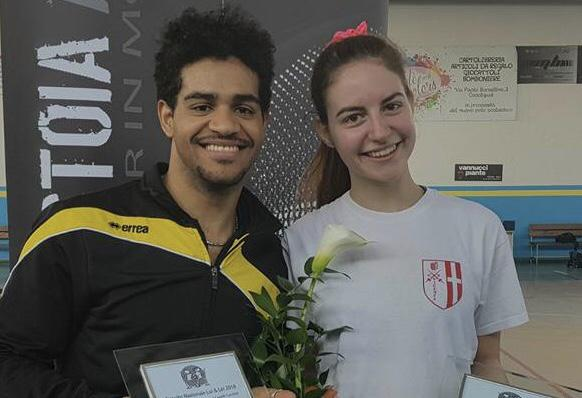 William Venza e Francesca Cresta