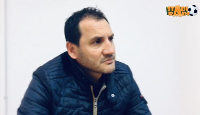 Francesco Passiatore, allenatore del Roccella