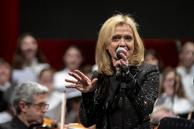 Rita Pavone - Foto Aurelio Castellaneta
