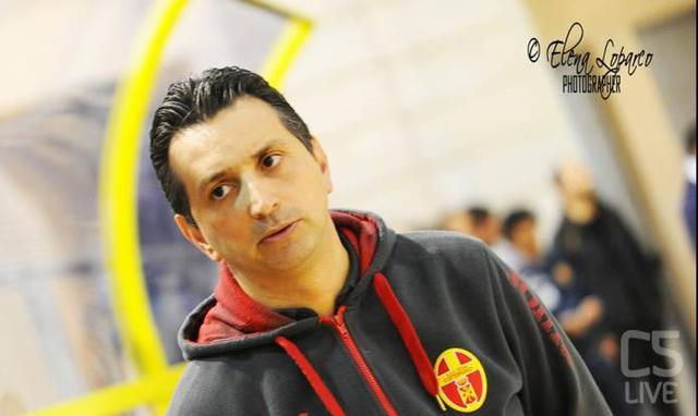 Pablo Parrilla, nuovo allenatore della Volare Polignano